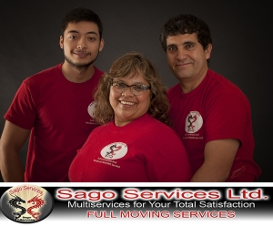 Sago Services, A family business