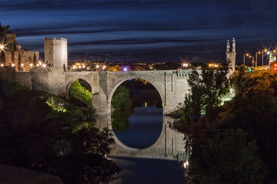 Alcántara Bridge, Toledo Spain